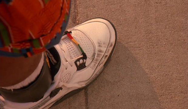 Spike Lee Do The Right Thing Shoes The spike lee classic do